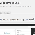 Cómo Cambiar el Color del Dashboard en WordPress 3.8