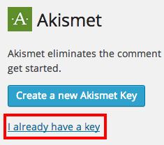 already-have-a-key