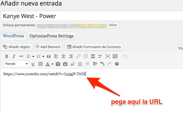 pegar-url-editor-wordpress