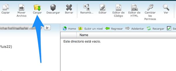 directorio-vacio-lang